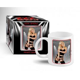 Стриптийз чаша за кафе - жени