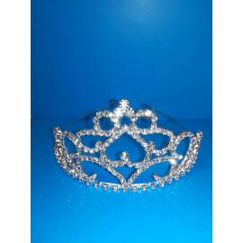Луксозна корона с кристали № 1