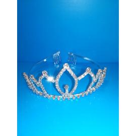 Луксозна корона с кристали № 5