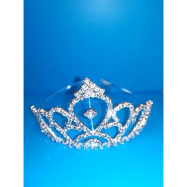 Луксозна корона с кристали № 3