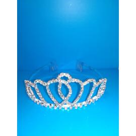 Луксозна корона с кристали № 7