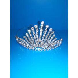 Луксозна корона с кристали № 6