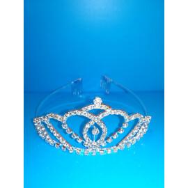 Луксозна корона с кристали
