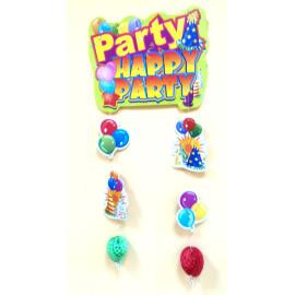Парти украса - Party happy party