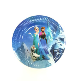 Парти чинии -  Замръзналото кралство