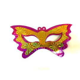 Маска домино - Двойна пеперуда