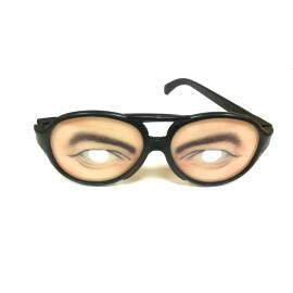 Очила с мъжки очи
