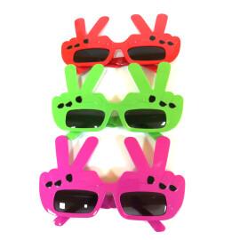 Очила с два пръста