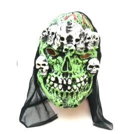Страшна маска зомби