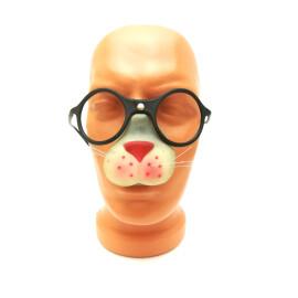 Очила с нос на коте