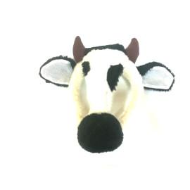 Маска - диадема на крава със звук