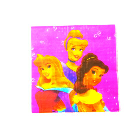 Салфетки - Принцеси