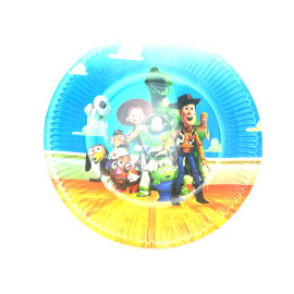 Парти чинии - Toy Story - 23см.