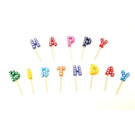 Свещички - Happy Birthday