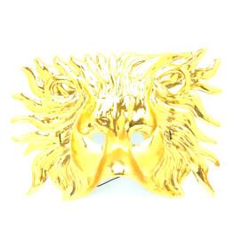 Златна маска на лъв