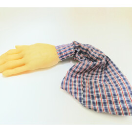 Гумена ръка