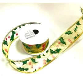Коледна панделка - Елхички