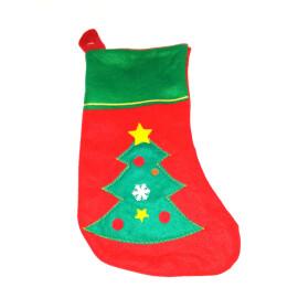 Коледно чорапче - елха