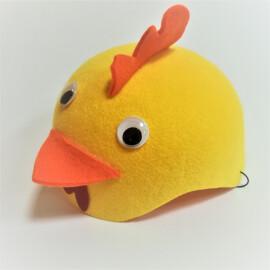 Карнавална шапка пиле