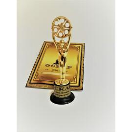 Оскар - За най - готина абитуриентка