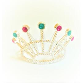 Сребърна корона