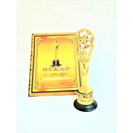Оскар - За 100 % жена