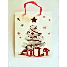Подаръчна торбичка с елхичка