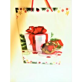 Подаръчна торбичка Коледа