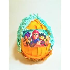 Пинята - Brawl Stars cake