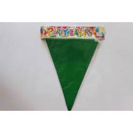 Гирлянд знаменца - зелен