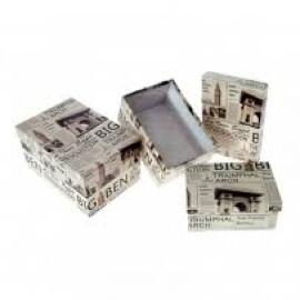Подаръчна кутия - весник