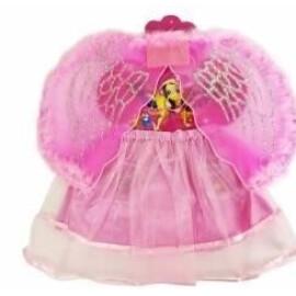 Карнавален комплект розов ангел
