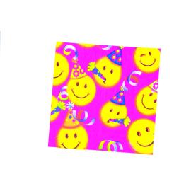 Парти салфетки усмивки