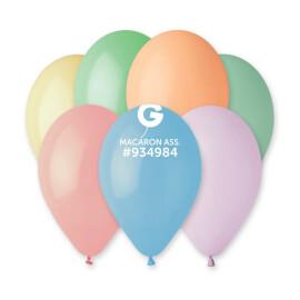 Балони 26 см. - макарон асорти  #934984 - G90