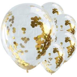 Балони с конфети