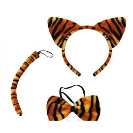 Карнавален комплект тигър 2