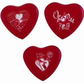 Парти балони сърце - С обич за теб