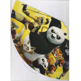 Парти шапки Кунг-фу панда - 20см.