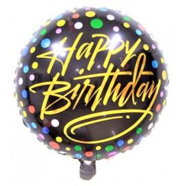 Фолиев балон Happy Birthday