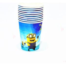 Парти чаши Миньони