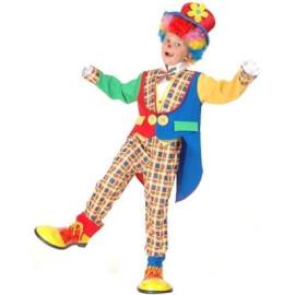 Карнавален костюм Клоун