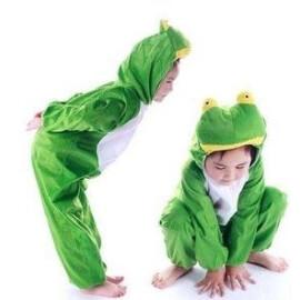 Карнавален костюм - жаба