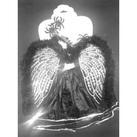 Карнавален комплект - черен ангел