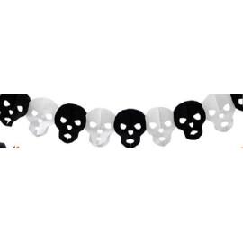 Гирлянд черепи