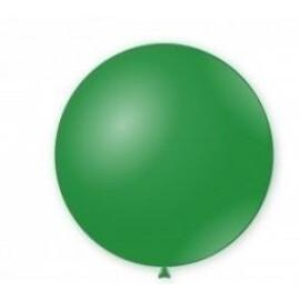 Латексов балон G150 - зелен