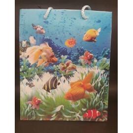 Подаръчна торбичка риби