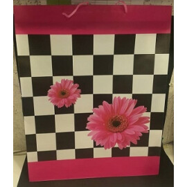 Подаръчна торбичка гербер