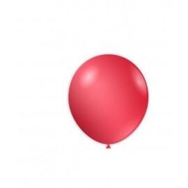 Балони малки - червени
