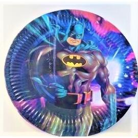 Парти чинии  Батман - 18см.