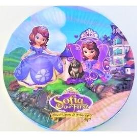 Парти чинии Принцеса София - 18см.